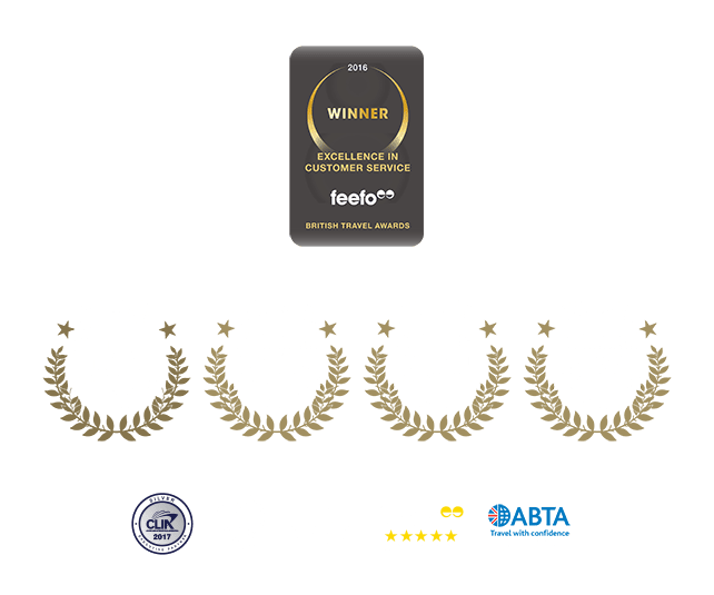 Destinology are a multi award winning travel luxury agency