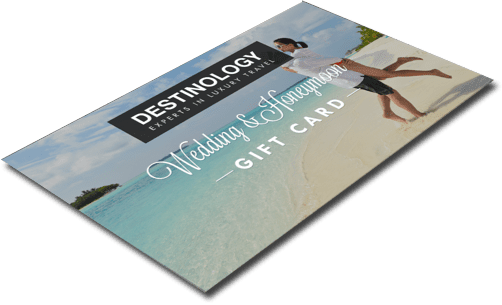 Wedding and Honeymoon Gift Card