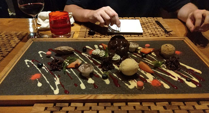 Anantara Lawana Phuket crafted menu