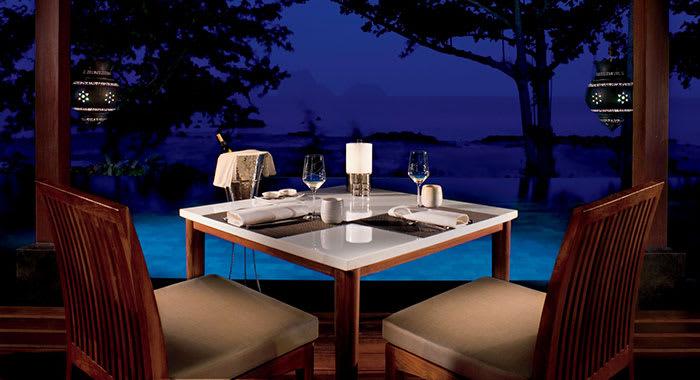 Lae Lat restaurant overlooking Phulay Bat, Krabi