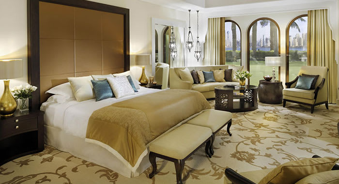 Spacious room at One&Only