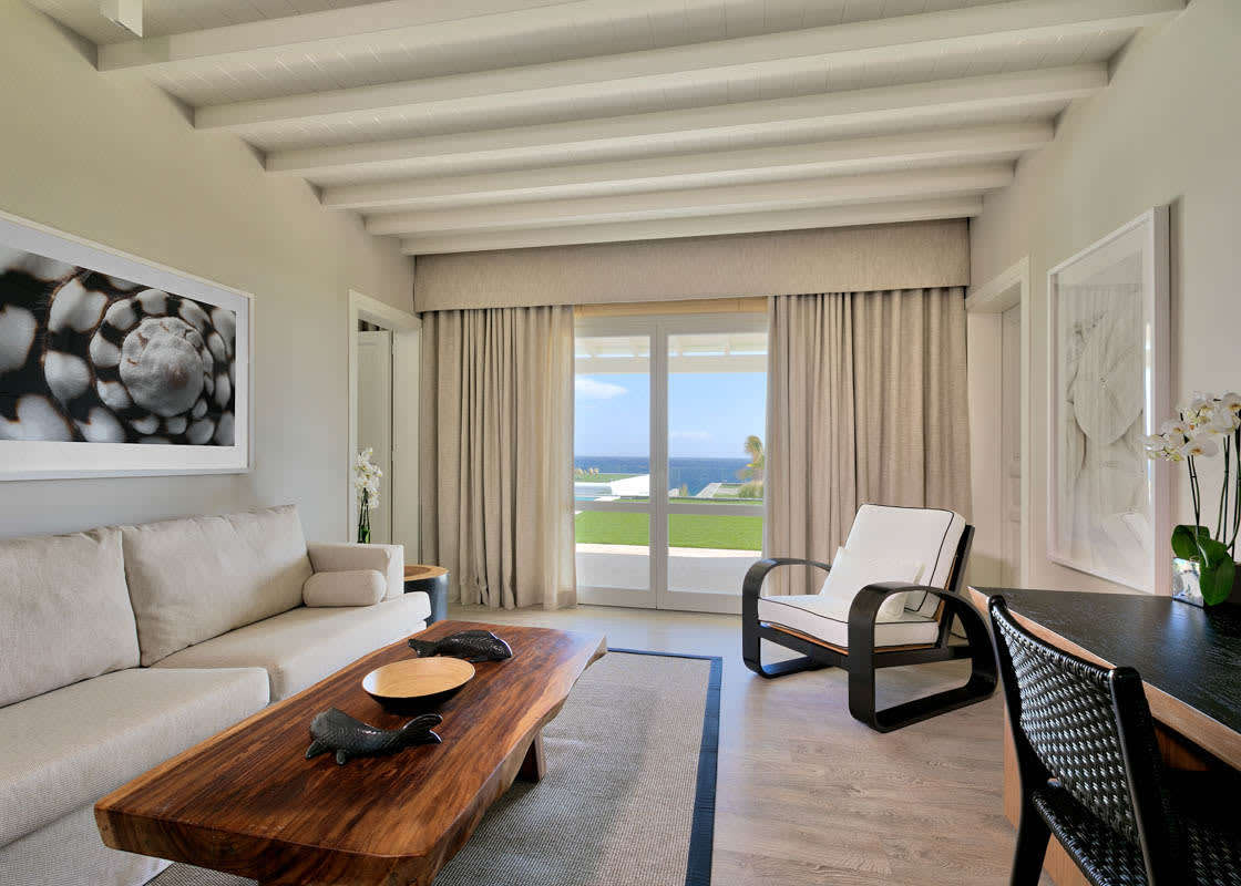 Two Bedroom Seaview Suite with Private Pool