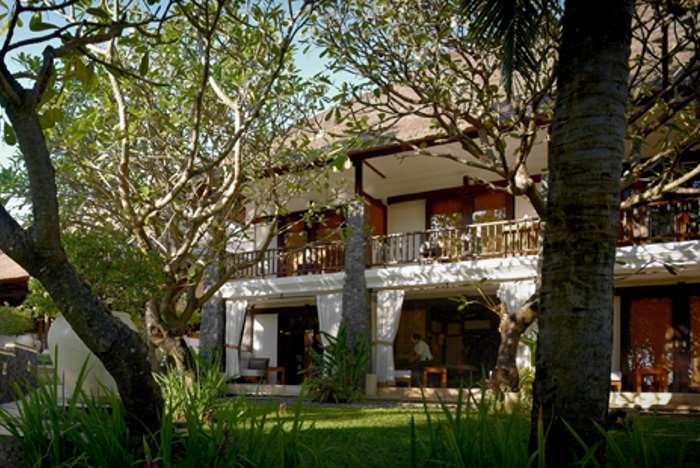 Spa Village Resort Exterior