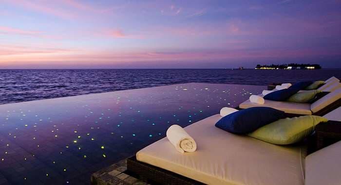 Jumeriah Dhevanafushi Sunset
