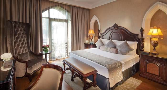 Jumeirah Zabeel Saray Royal Residences Bedroom