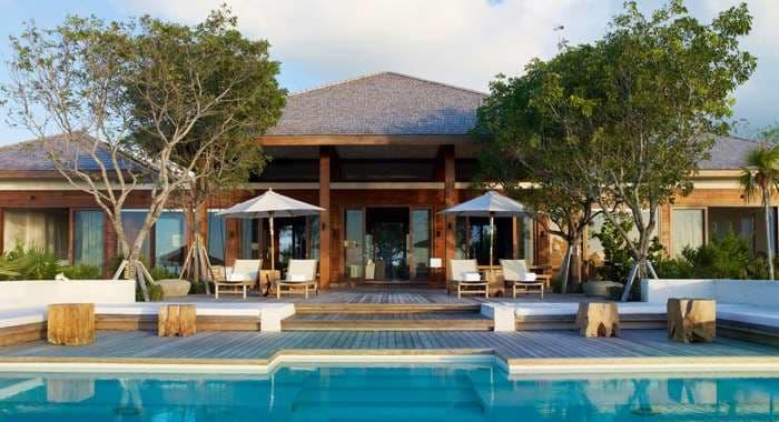 Parrot Cay Villa