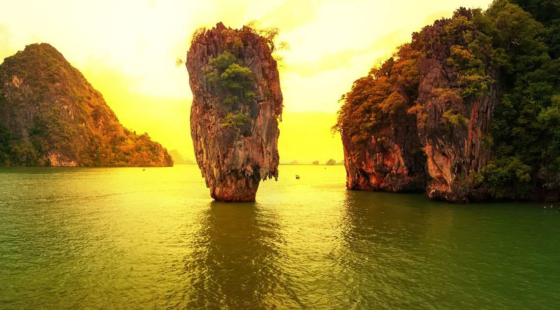 Phuket Sunset Cliffs