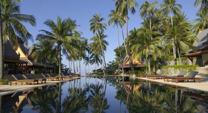 Amanpuri Swimming Pool