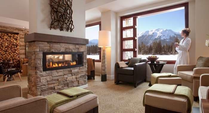 The Fairmont Jasper Park Lodge Spa