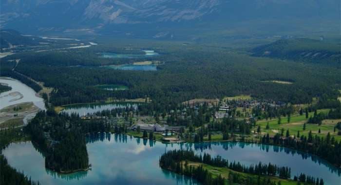 The Fairmont Jasper Park Lodge National Park