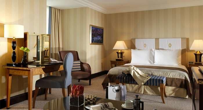 The Regent Esplanade Deluxe Room