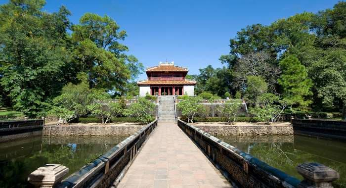 Hue Temple