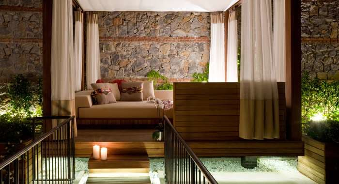 Marvellous Cabana at W Retreat Istanbul