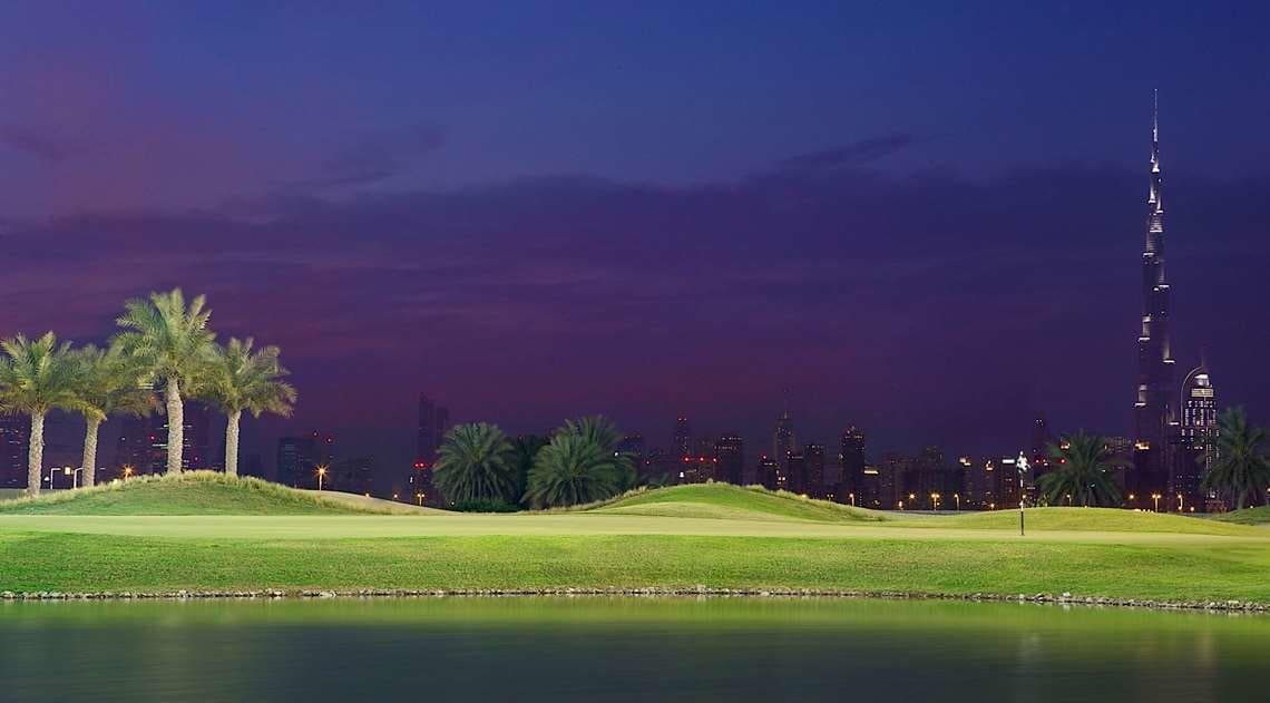 Meydan Hotel Golf Course