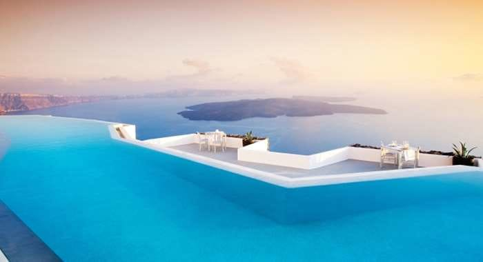 Grace Santoini Infinity Pool