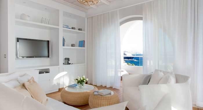Grace Mykonos Suite