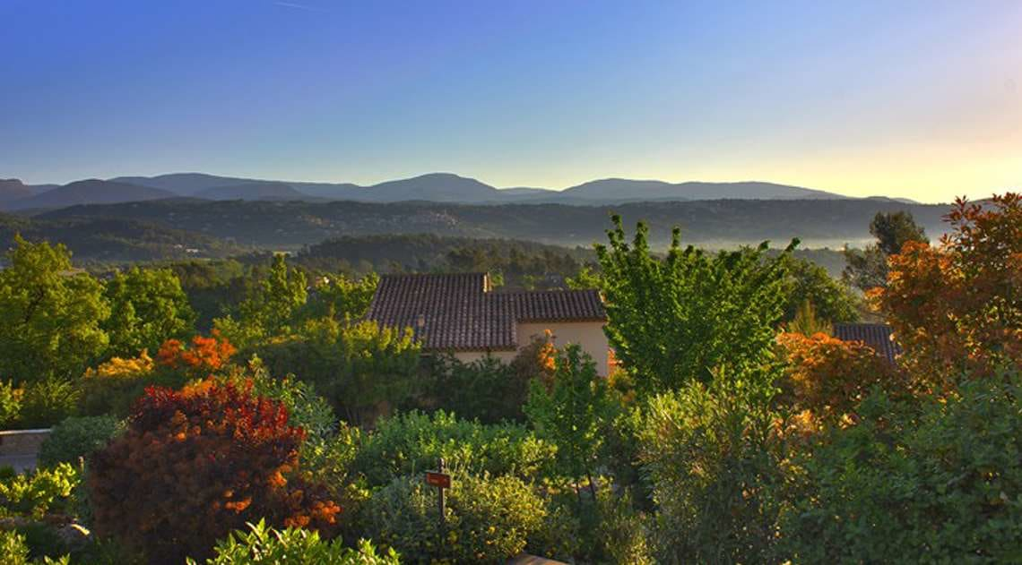 Countryside in Provence
