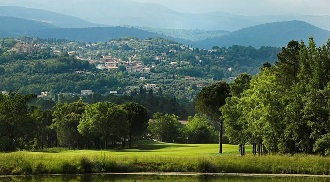 Golf & View at Terre Blanche