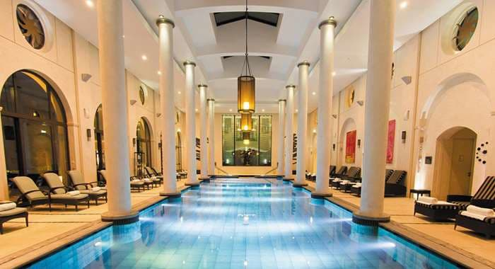 Spa at Terre Blanche