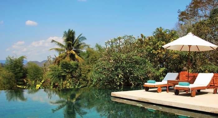 Belmond La Residence Phuo Vao Pool