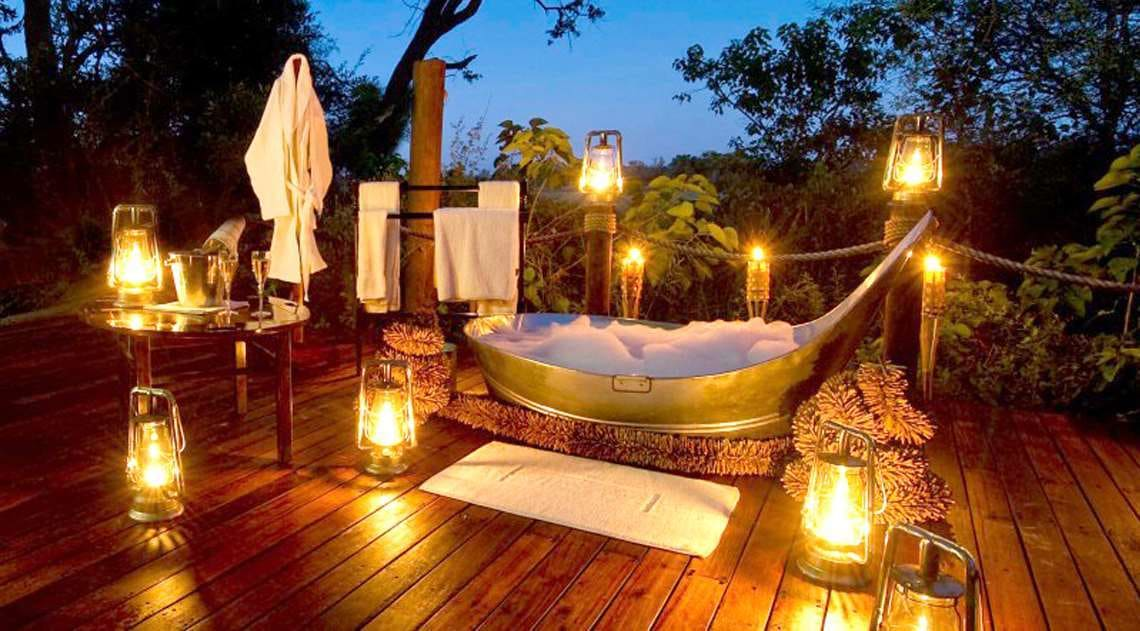 Sanctuary Baines Camp – Botswana
