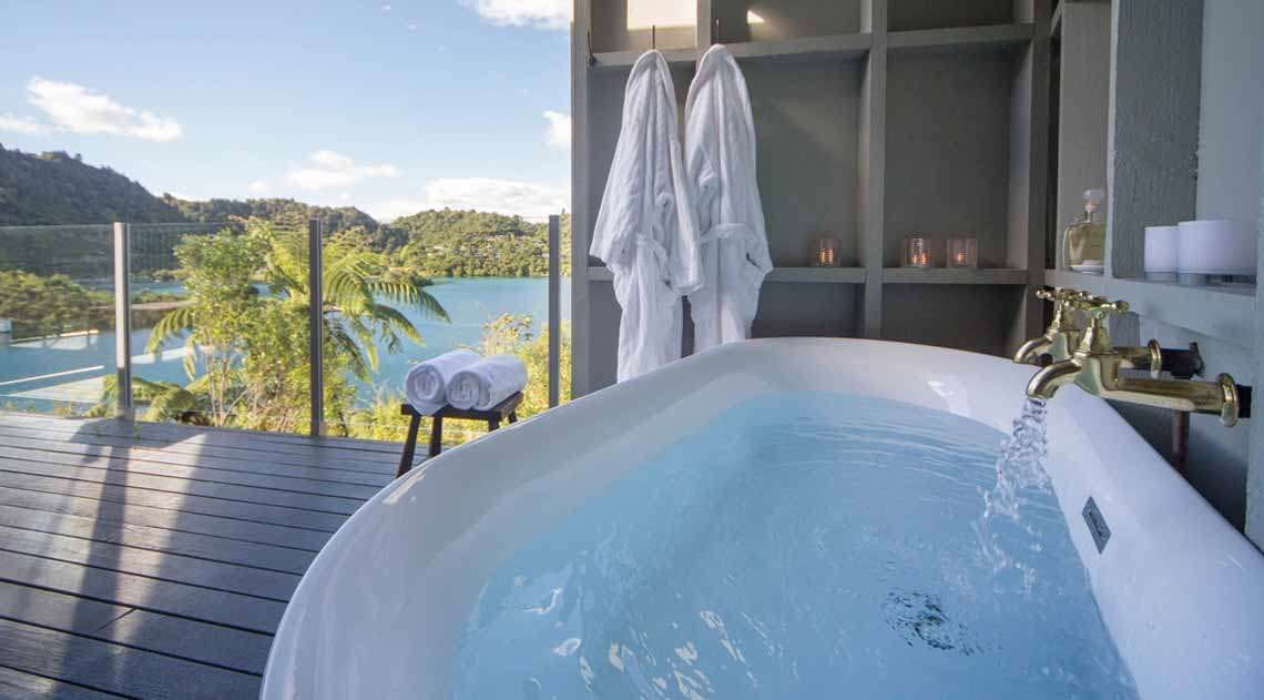 Solitaire Lodge – New Zealand