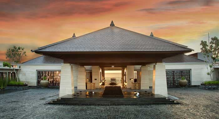 The Ritz-Carlton Bali Exterior