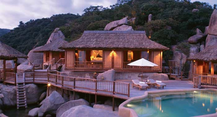 Six Senses Ninh Van Bay Presidental Villa
