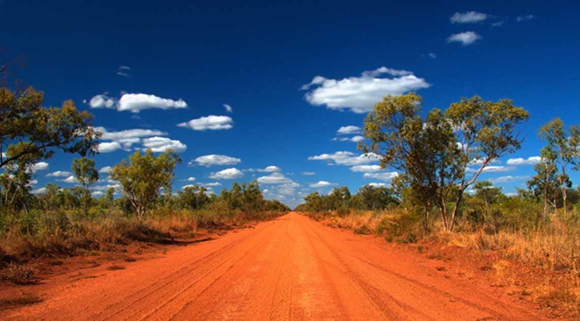 Australian scenery