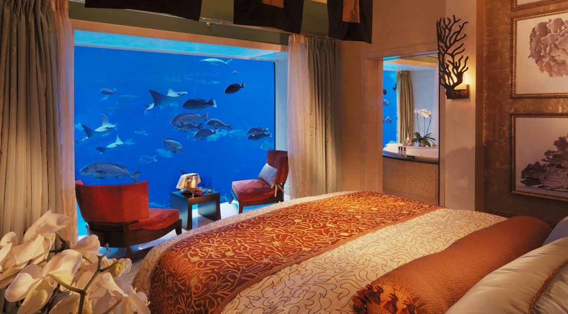 Underwater Suite at Atlantis, The Palm