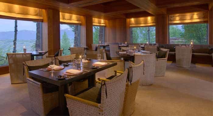 The Grill Restaurant at Amangani