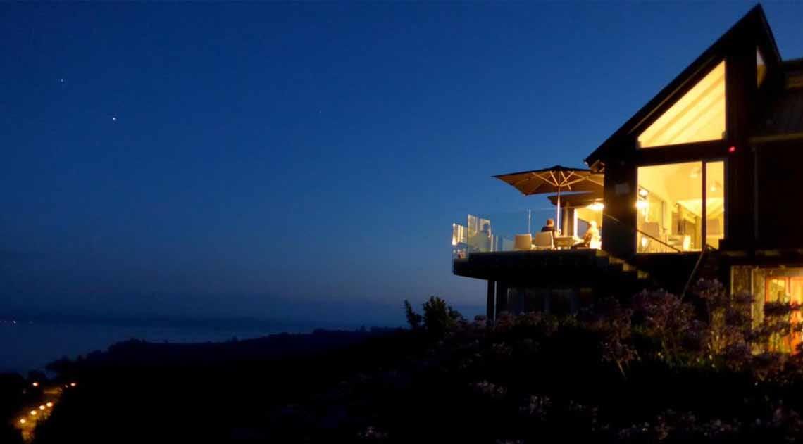 Acacia Cliff lodge