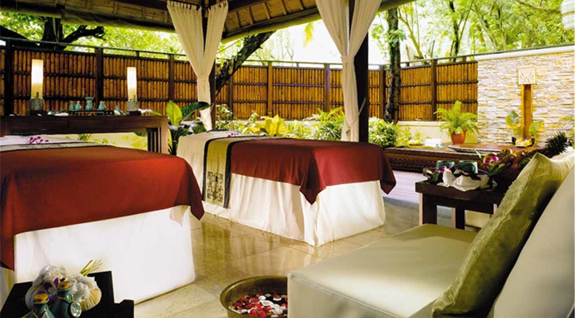 Banyan Tree treatment room