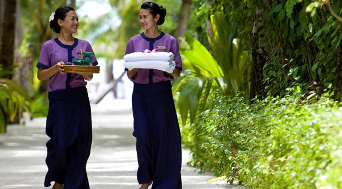 Banyan Tree Spa Ladies