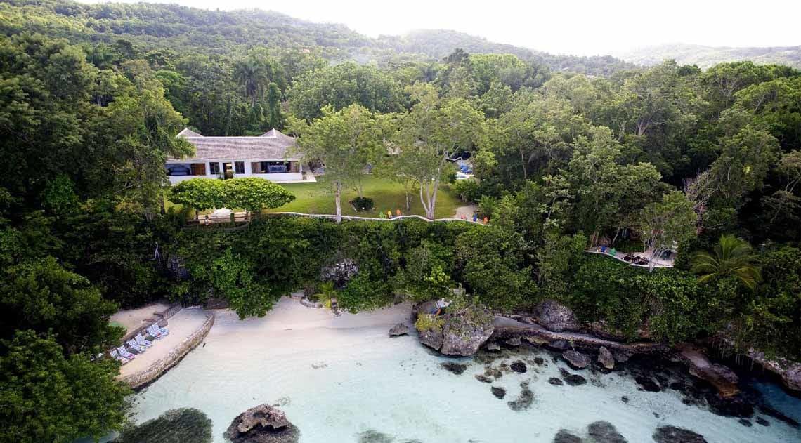 Fleming villa