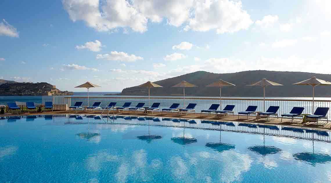 Domes of Elounda Pool