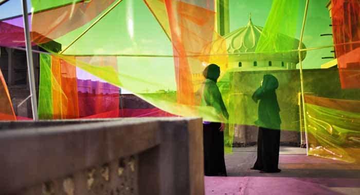 Sikka Art Fair in Al Fahidi