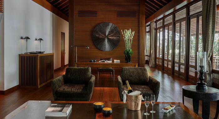 Rainforest Two Bedroom Villa