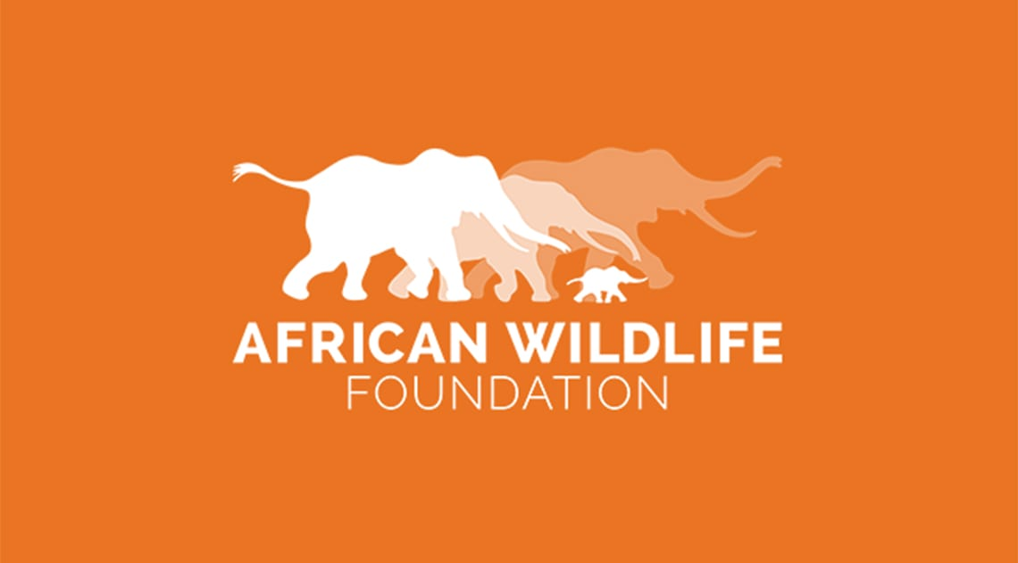 African Wildlife Foundation logo