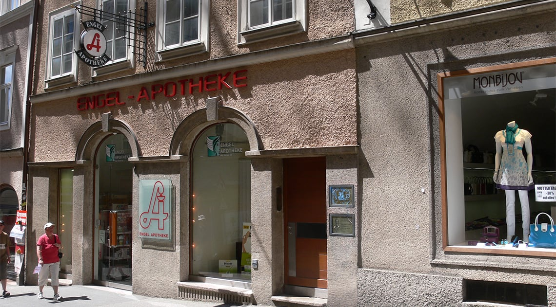 Pharmacy on Linzergasse