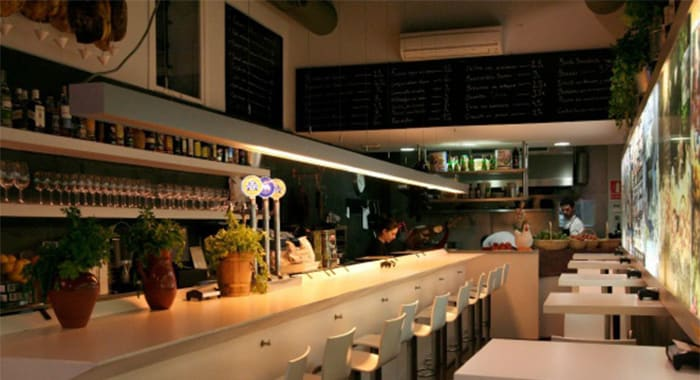Tapeo restaurant