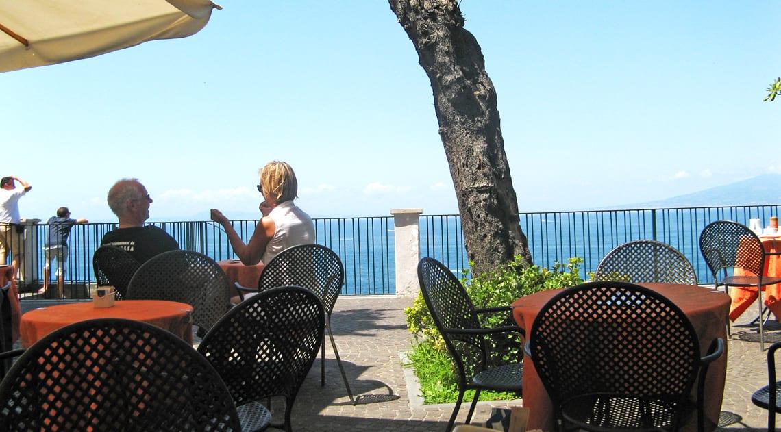 Restaurant Villa Communale
