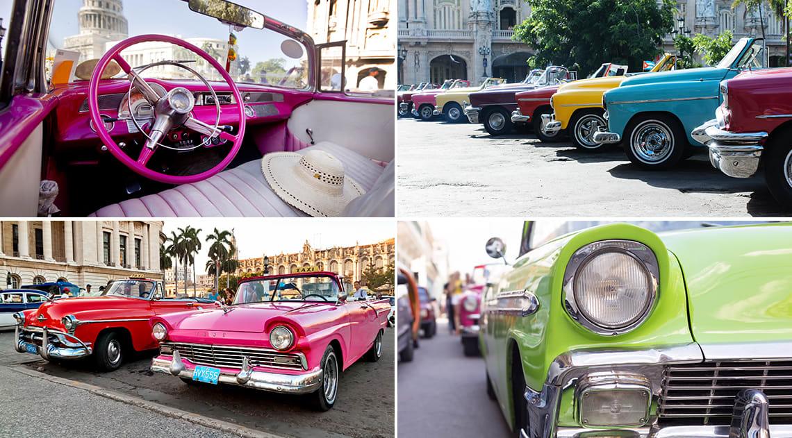 Cuba's Vintage Cars