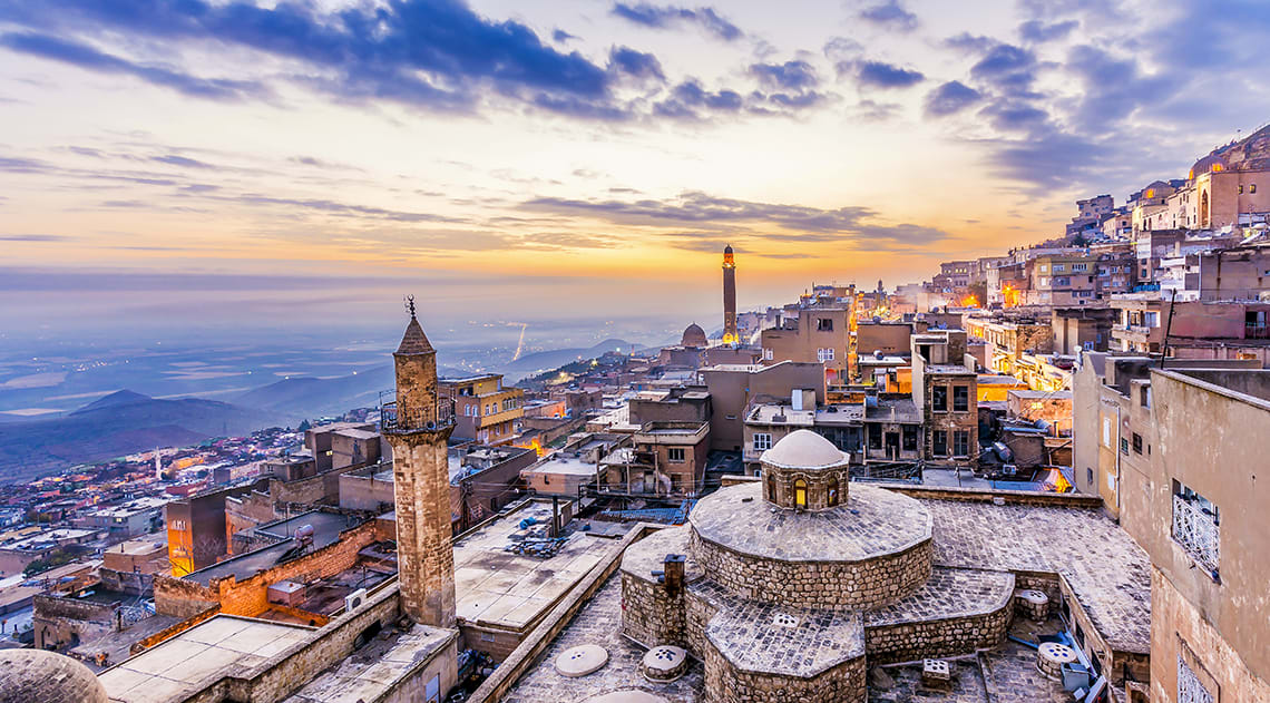 Ancient city in Turkey