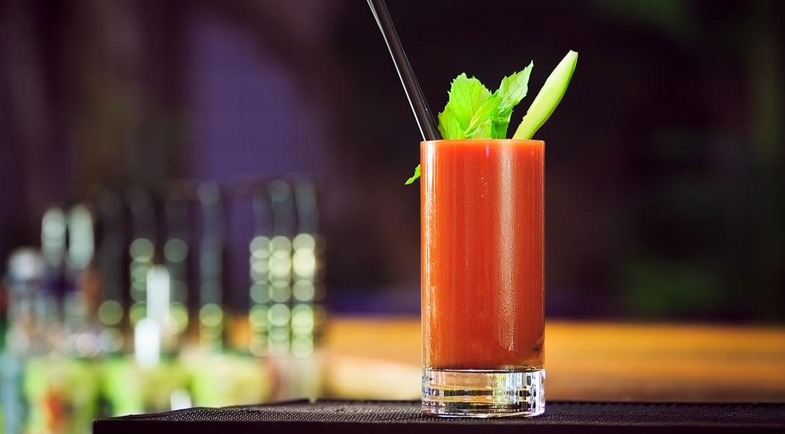 Arabian Snapper cocktail