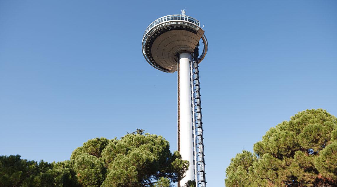 Faro De Moncloa Observation Tower