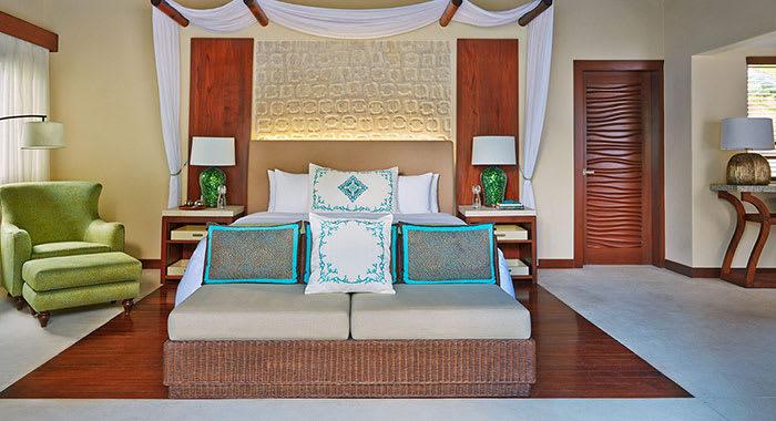 Viceroy Riviera Maya bedroom