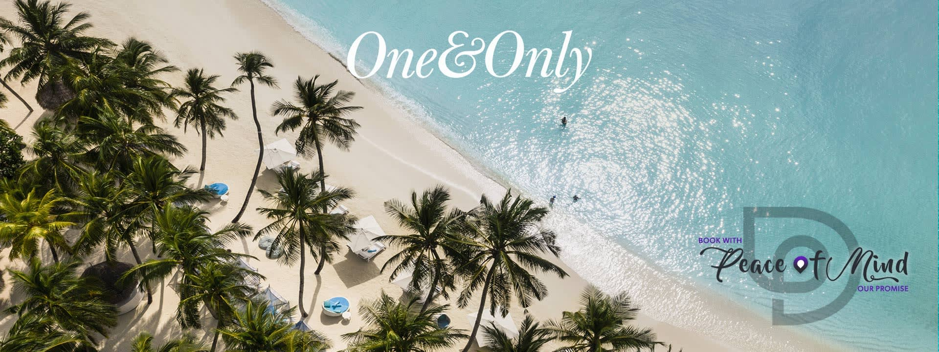 One&Only Resorts - Save Up To 50%!