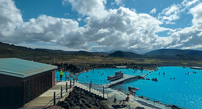 The Mývatn Nature Baths