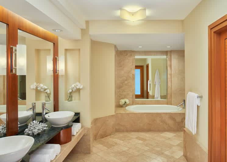 Azure Suite bathroom